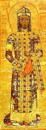 Emperador Manuel I Comneno (1143-1180).