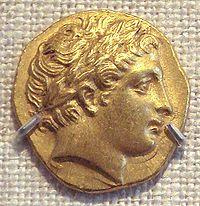 Moneda de Filipo II