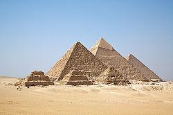 Sitio nº 86: Menfis y su necrópolis, incluyendo las pirámides de Giza.