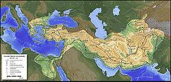Macedonia a la muerte de Alejandro Magno.